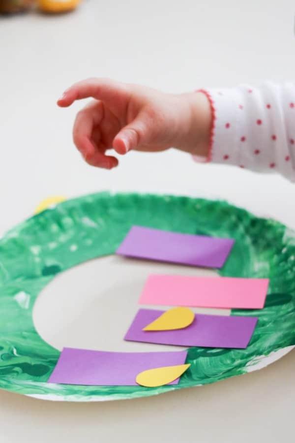 xmas advent calendar craft for kids