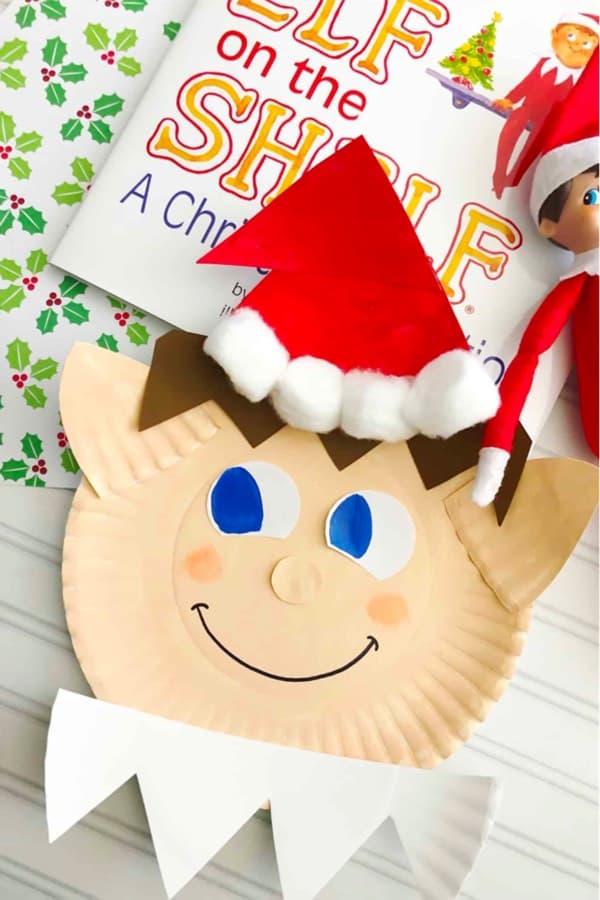 diy elf on the shelf for kids