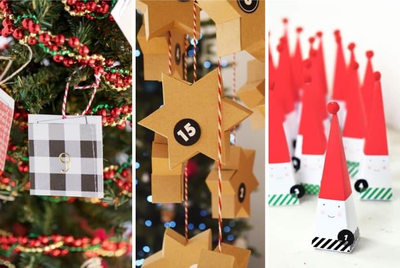 21+ Best DIY Advent Calendar Tutorials & Ideas For 2020