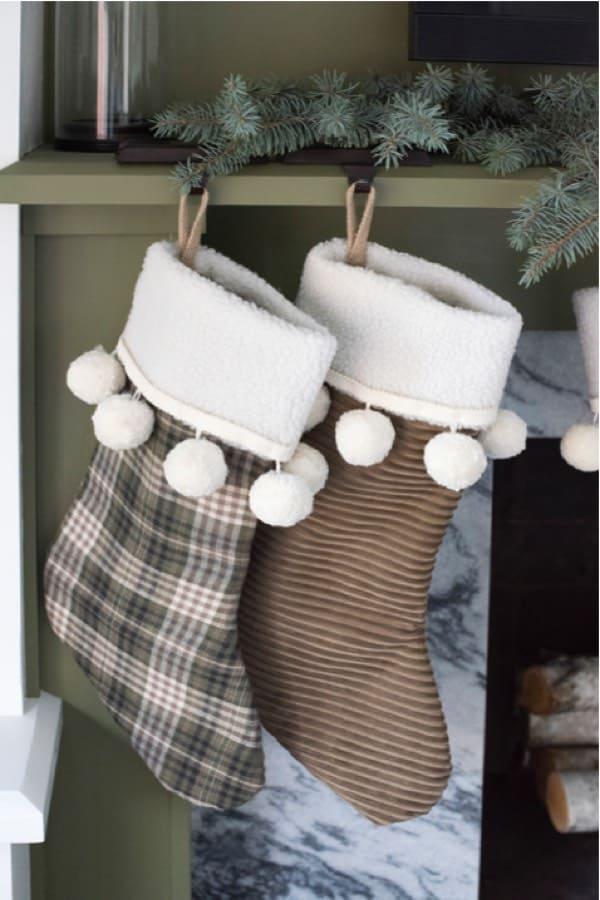 best diy christmas stocking ideas