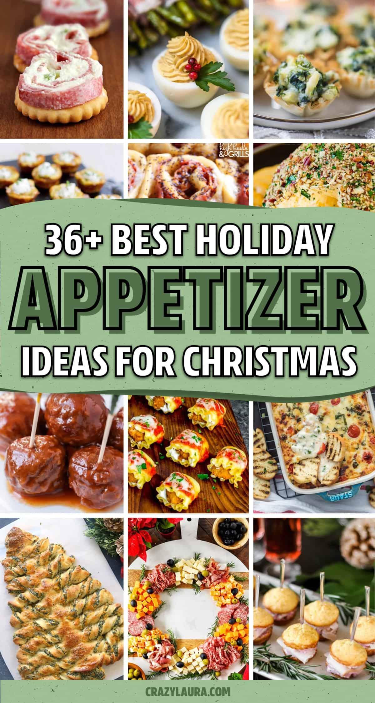 best christmas appetizer recipe ideas for december
