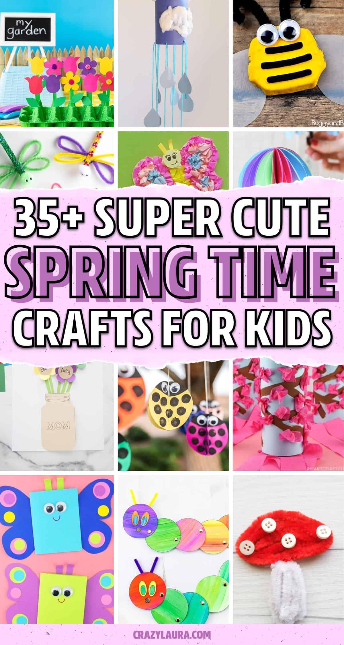 cute craft ideas for kids
