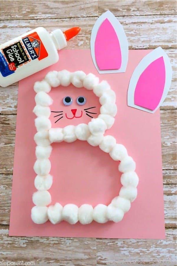 cotton ball bunny avt