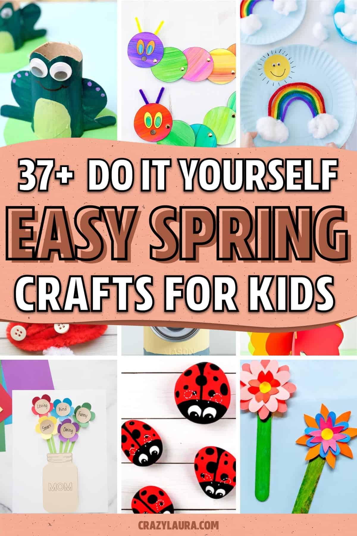 cheap kid craft ideas