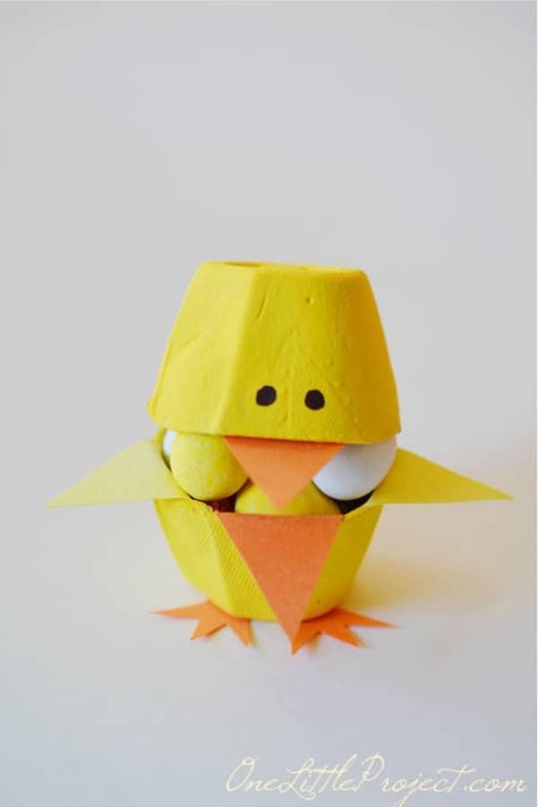 egg carton craft for kids