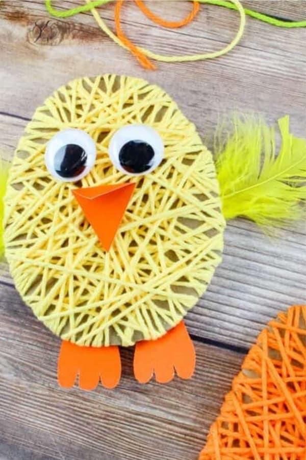 yarn craft for eastaer