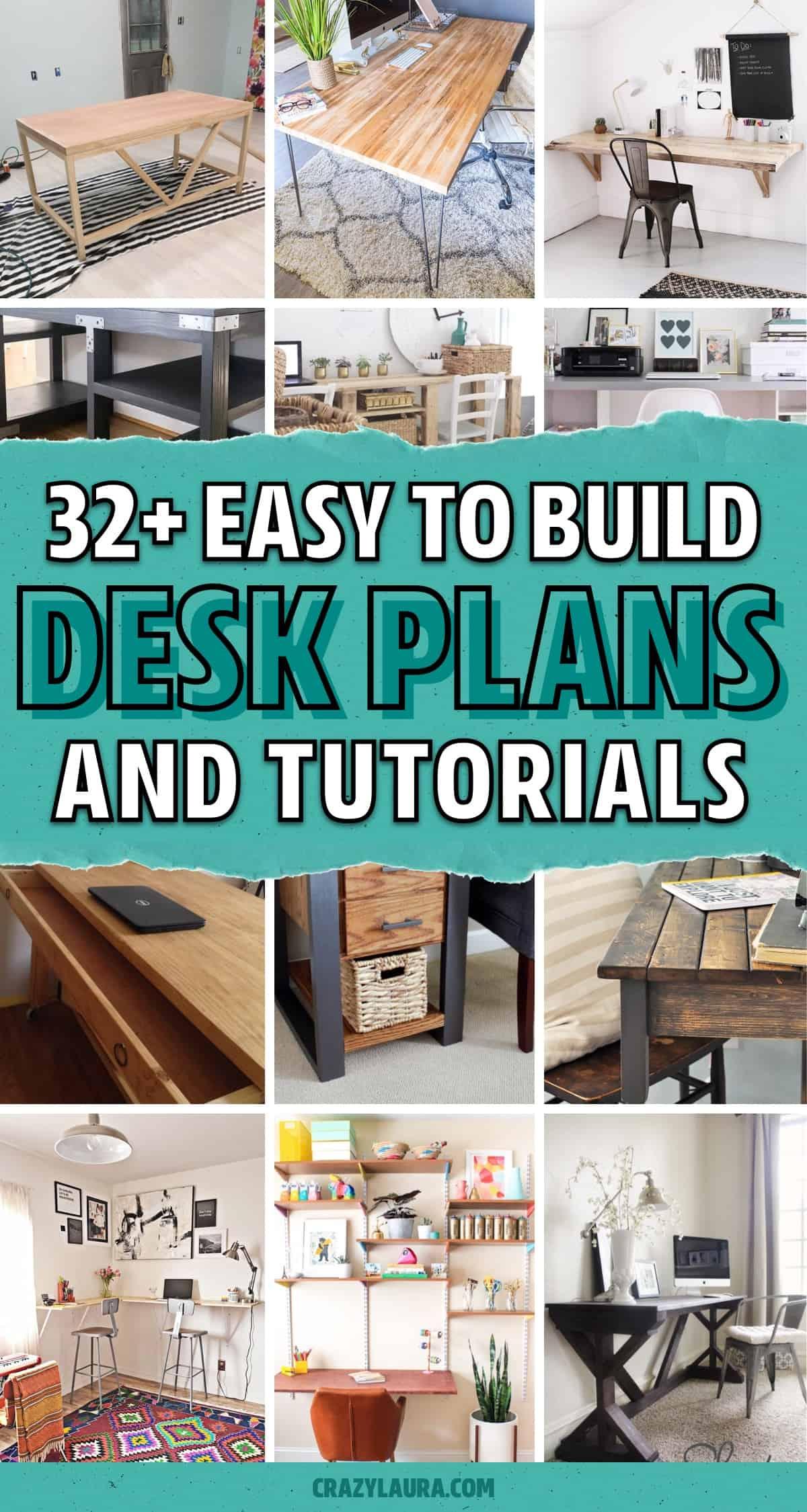 desk tutorials to follow
