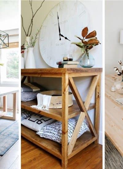 cost saving diy table ideas