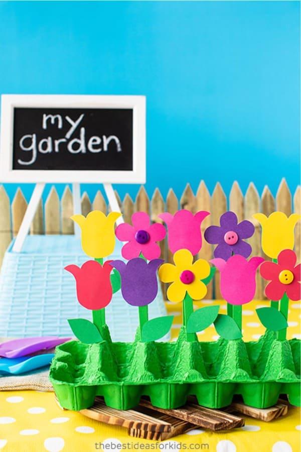 fun and festive spring craft ideas