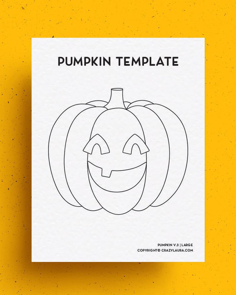 pumpkin templates to download