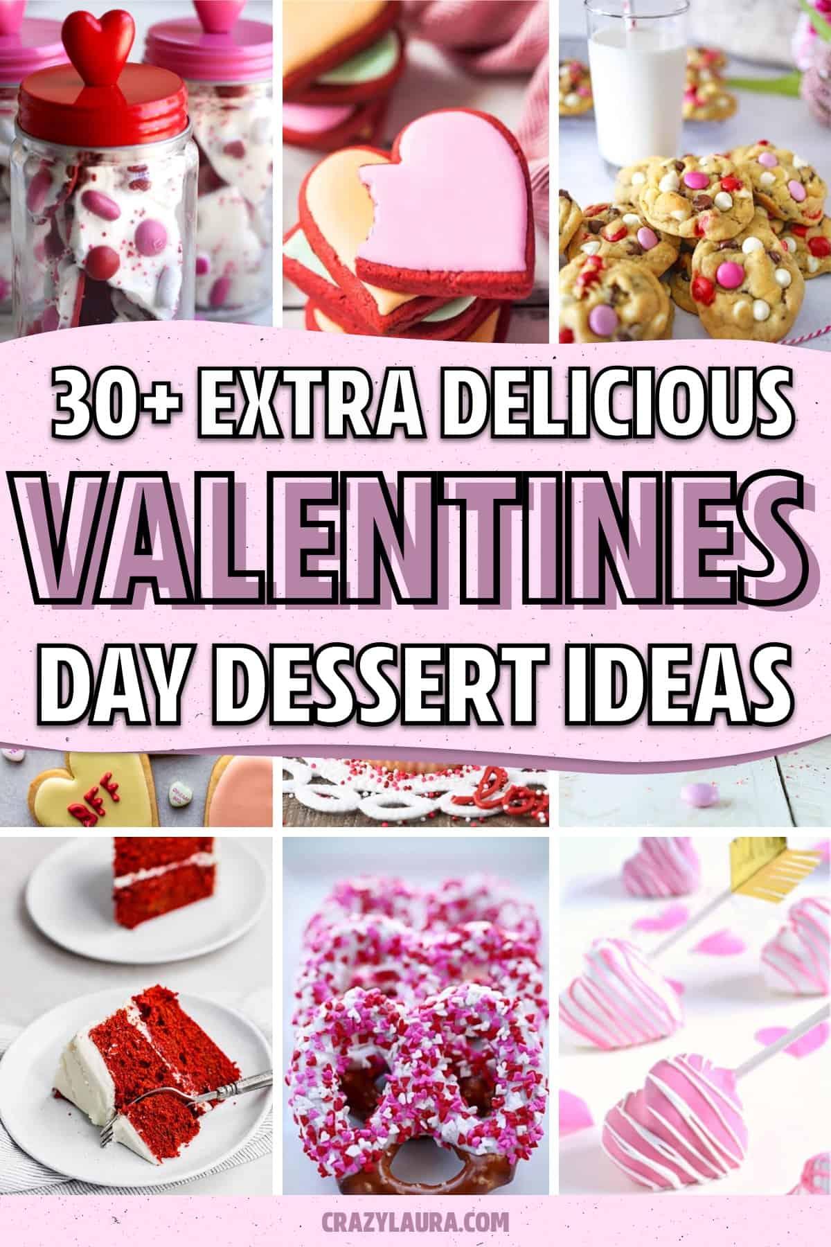 delicious valentines day desserts