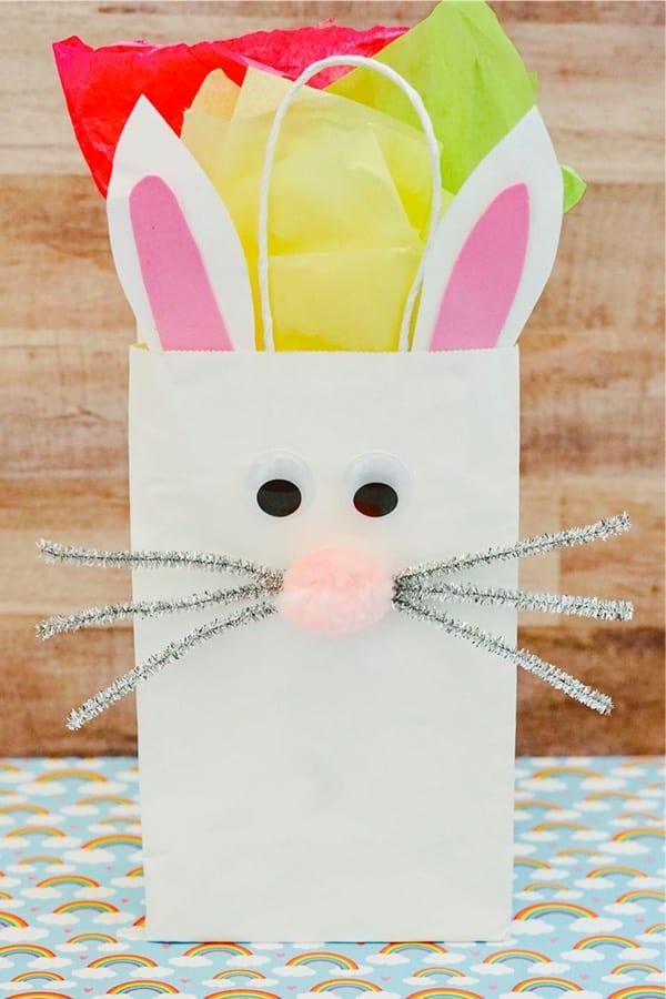 paper bag craft for kids