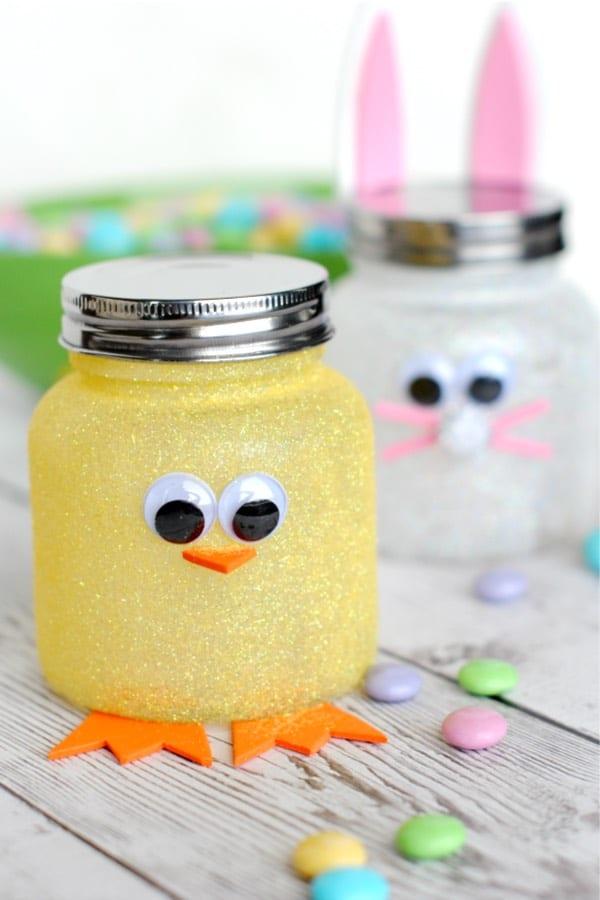 kids candy jar craft