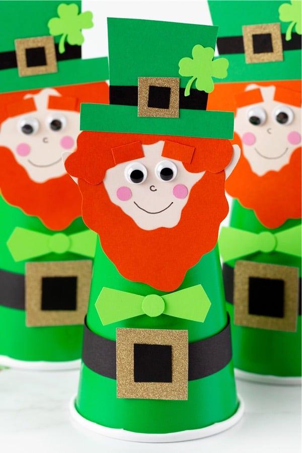 best leprechaun craft idea for st patricks day