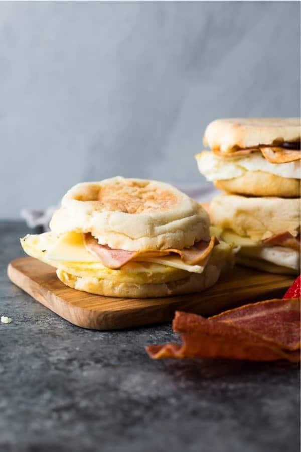 homemade breakfast sandwich recipe