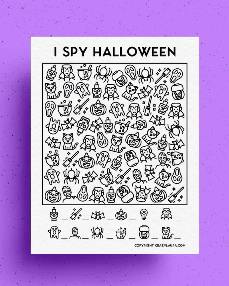 kids game for halloween