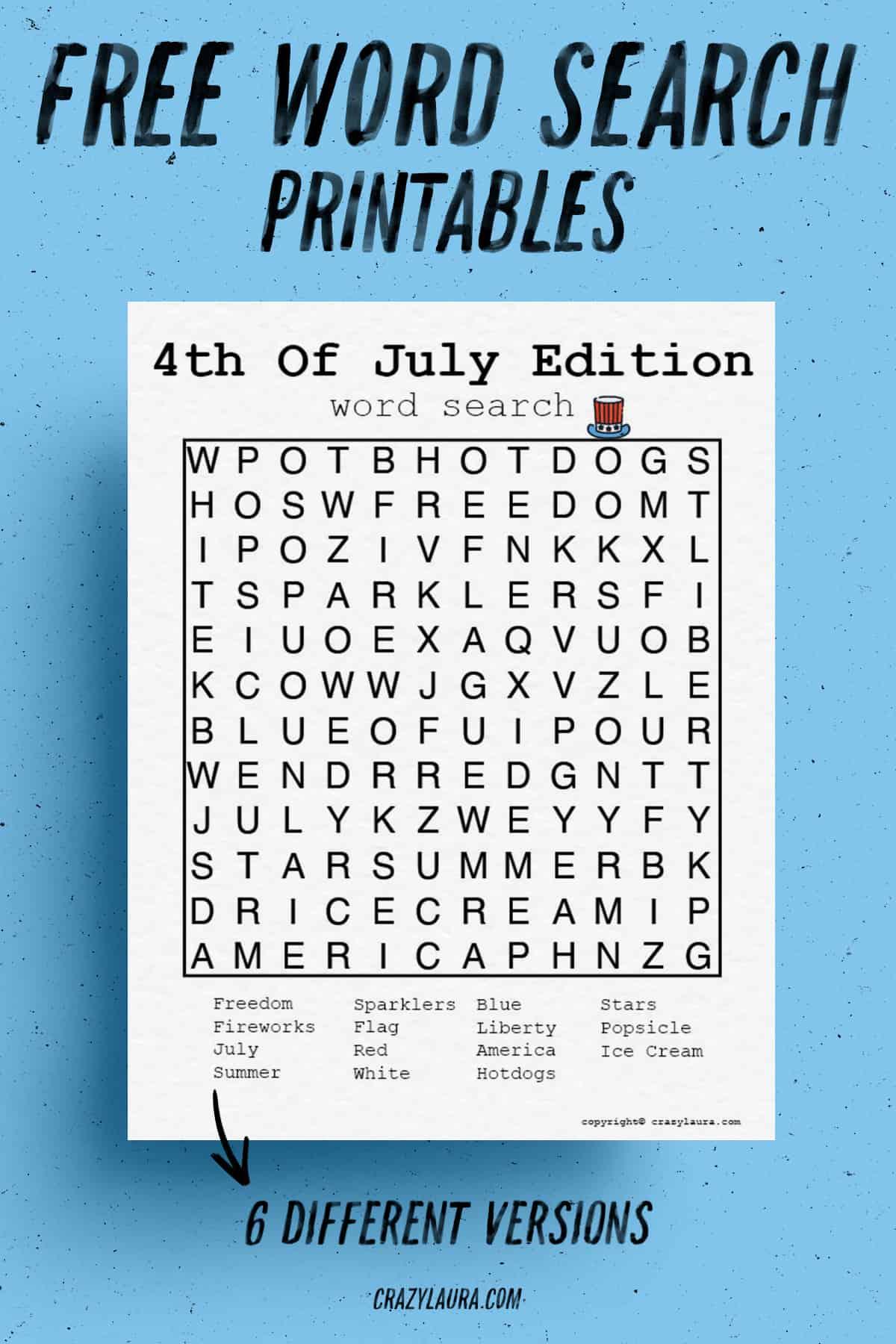 free printable game sheets