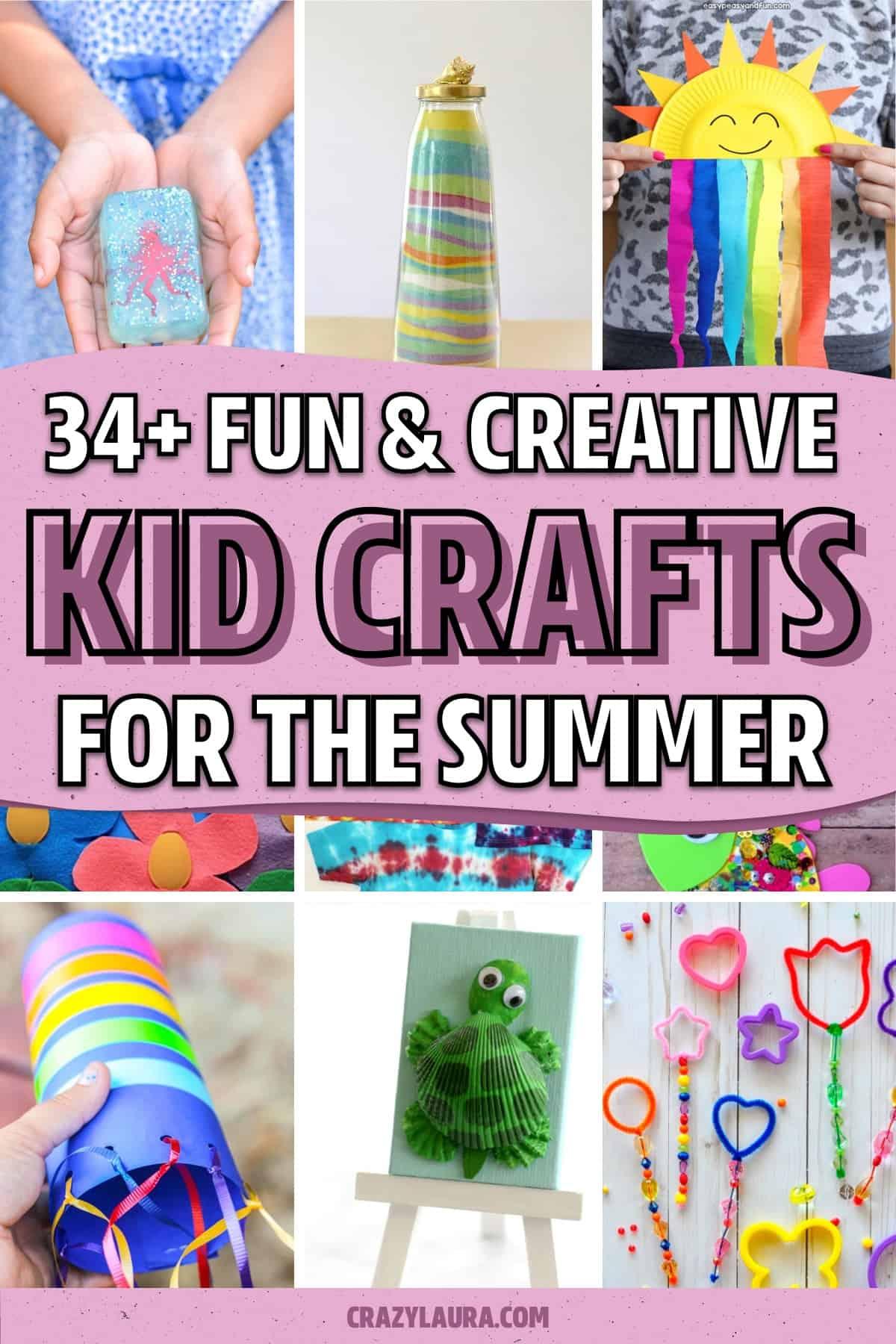 affordable kid craft ideas