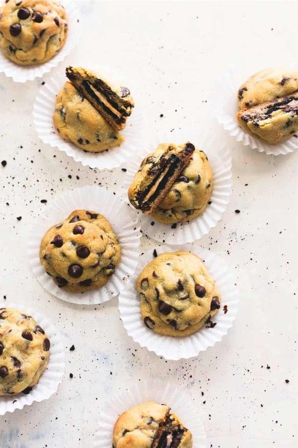 peanut butter and oreo dessert recipe example