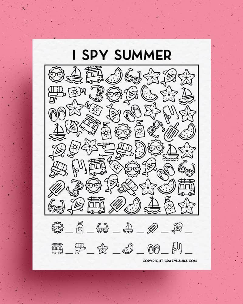 easy i spy game for kids