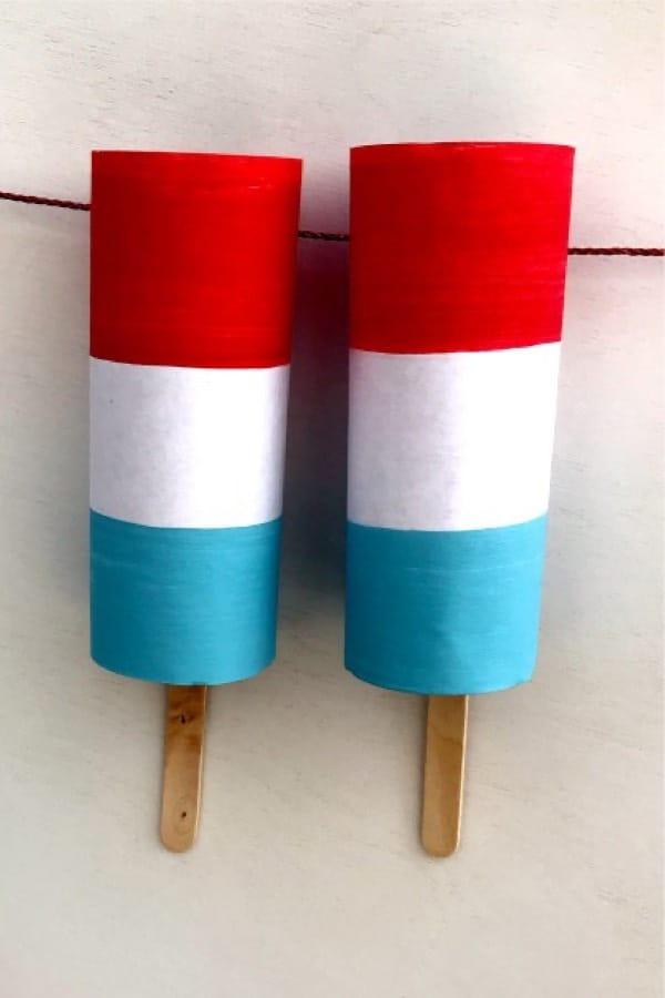 patriotic craft tutorials with paper