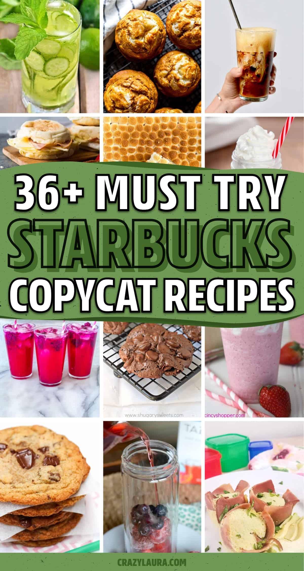 starbucks copycat recipes to try