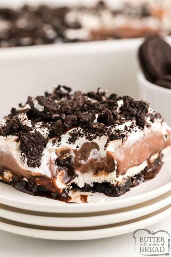 pudding dessert recipe idea
