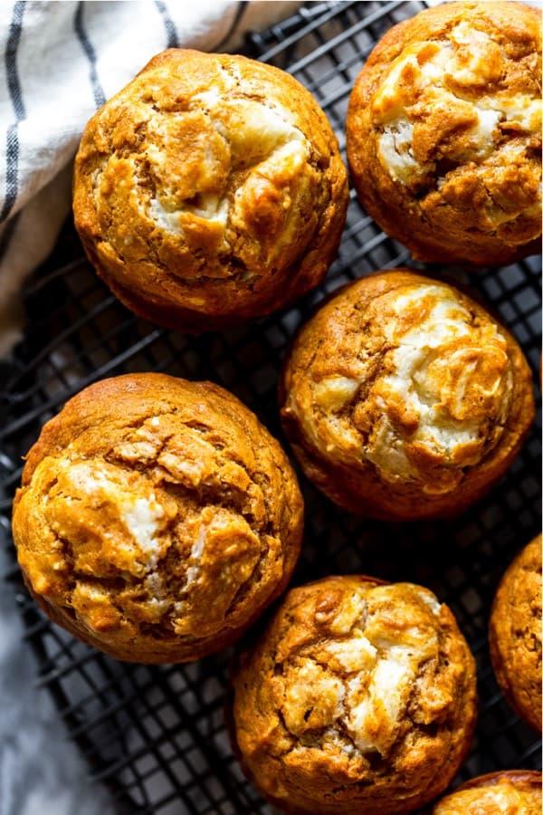 homemade pumpkin muffin copycat recipe