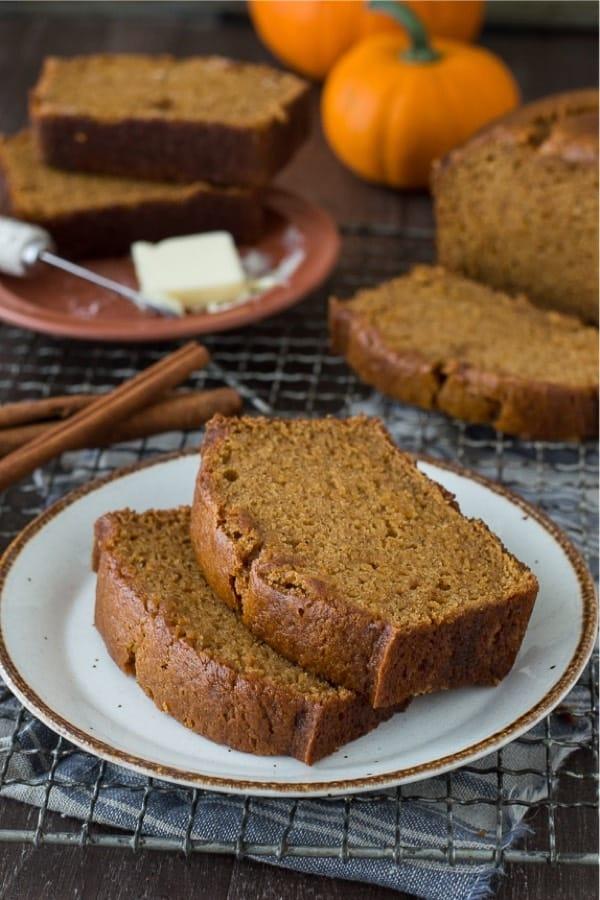 how to make copycat pumpkin bread