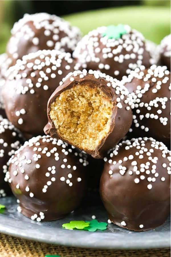 homemade cookie ball recipe example