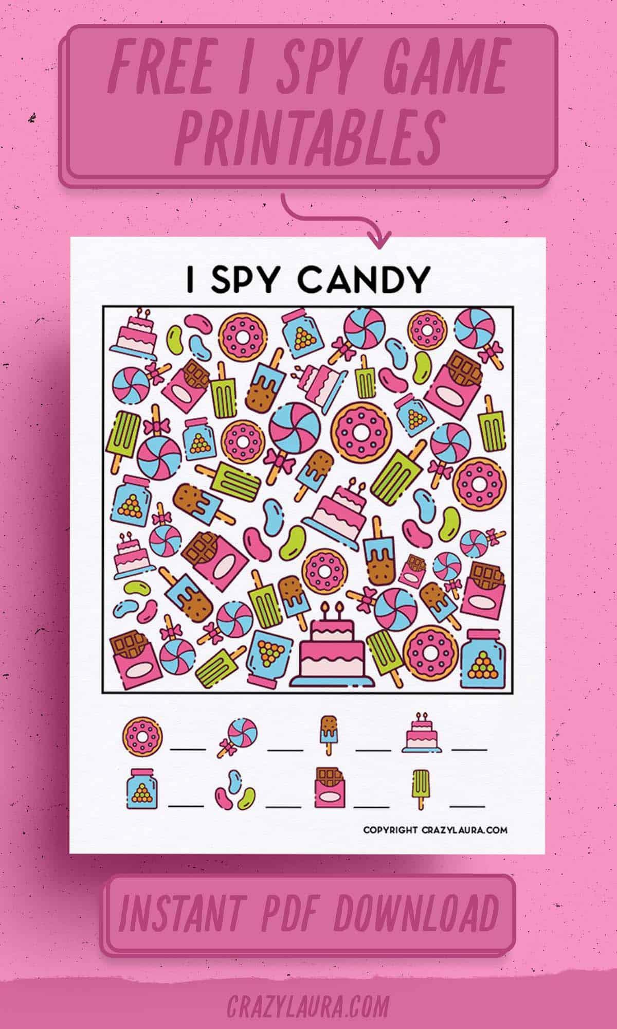 i spy templates to print