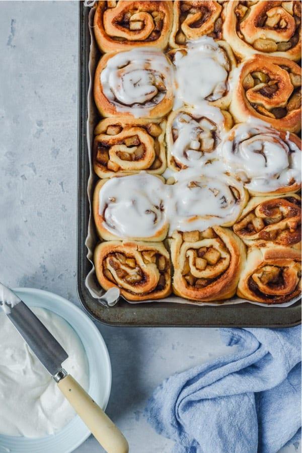 easy apple dessert recipes to make