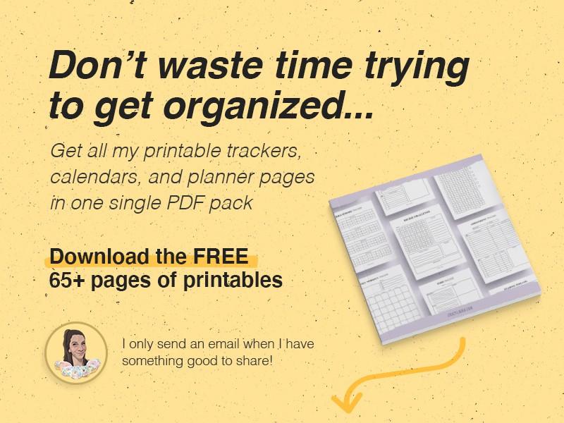 free pdf printable pack