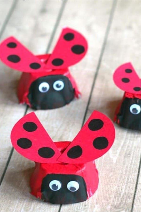 easy bug kids craft ideas