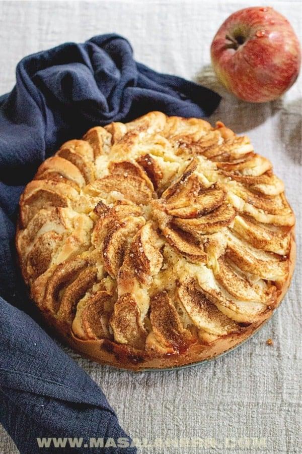 delicious apple cake recipe