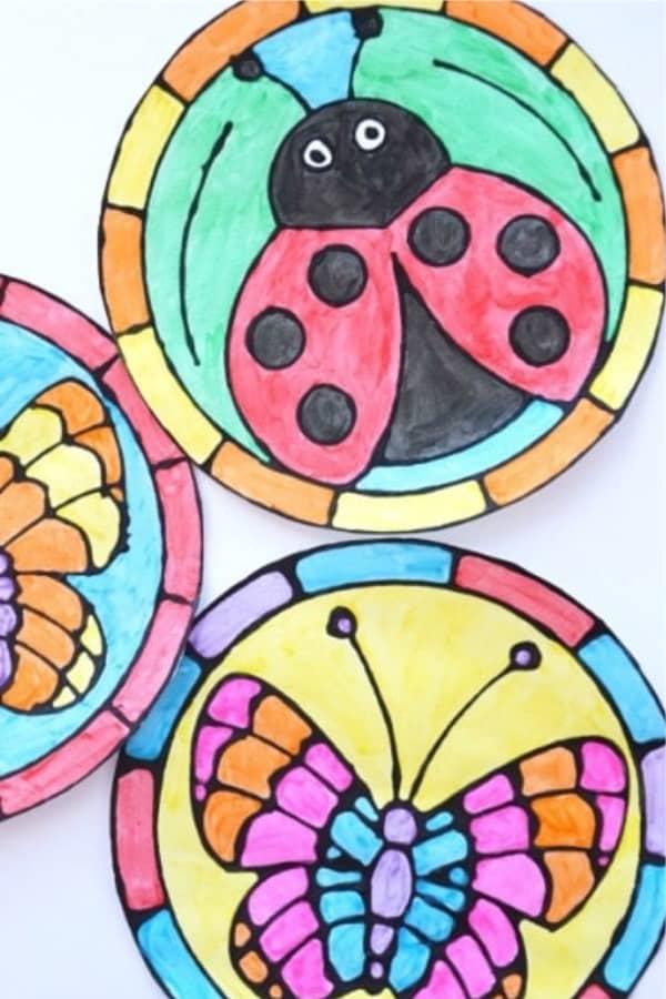 bright bug craft ideas