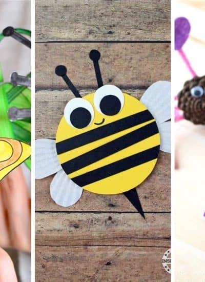 kids bug craft ideas