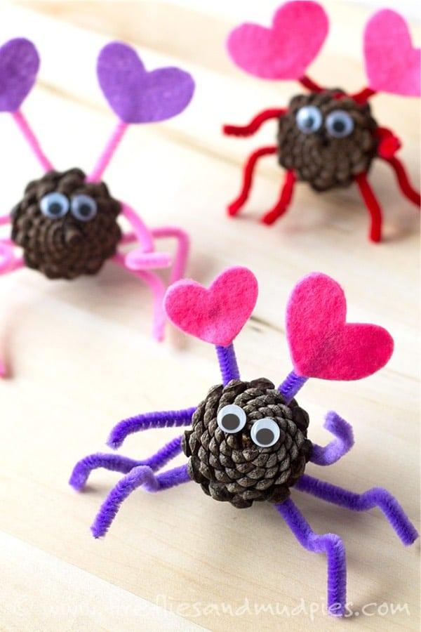 supre simple bug craft ideas