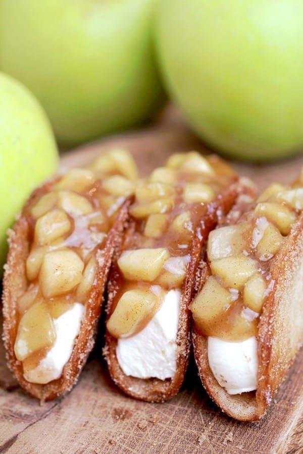 creative apple dessert recipes