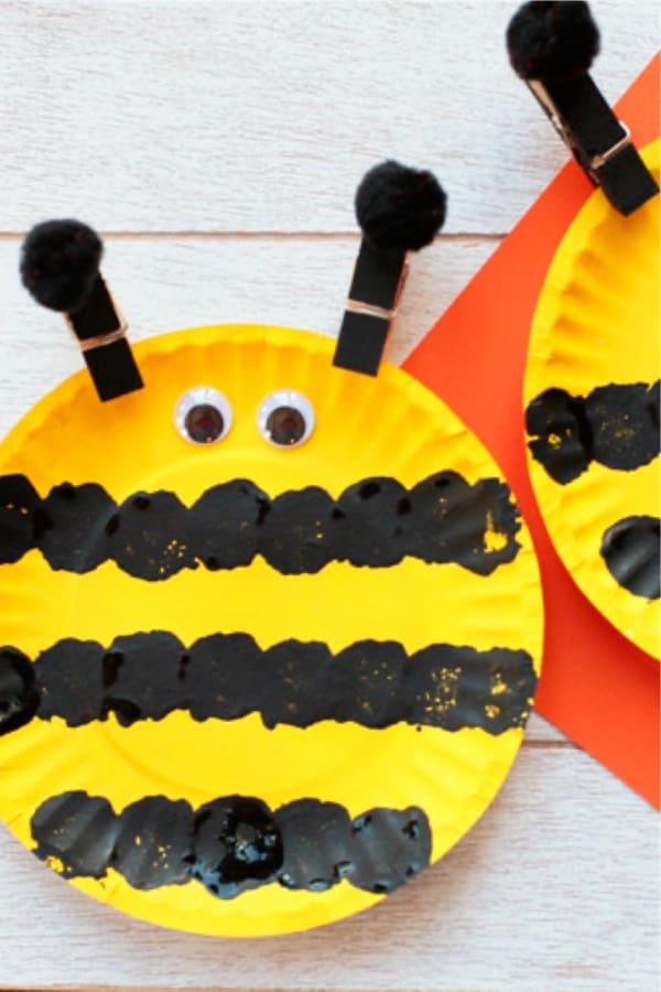 bug kids craft ideas