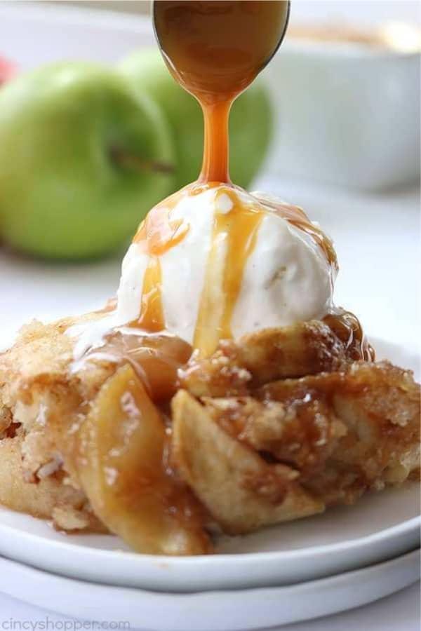 easy to make apple dessert
