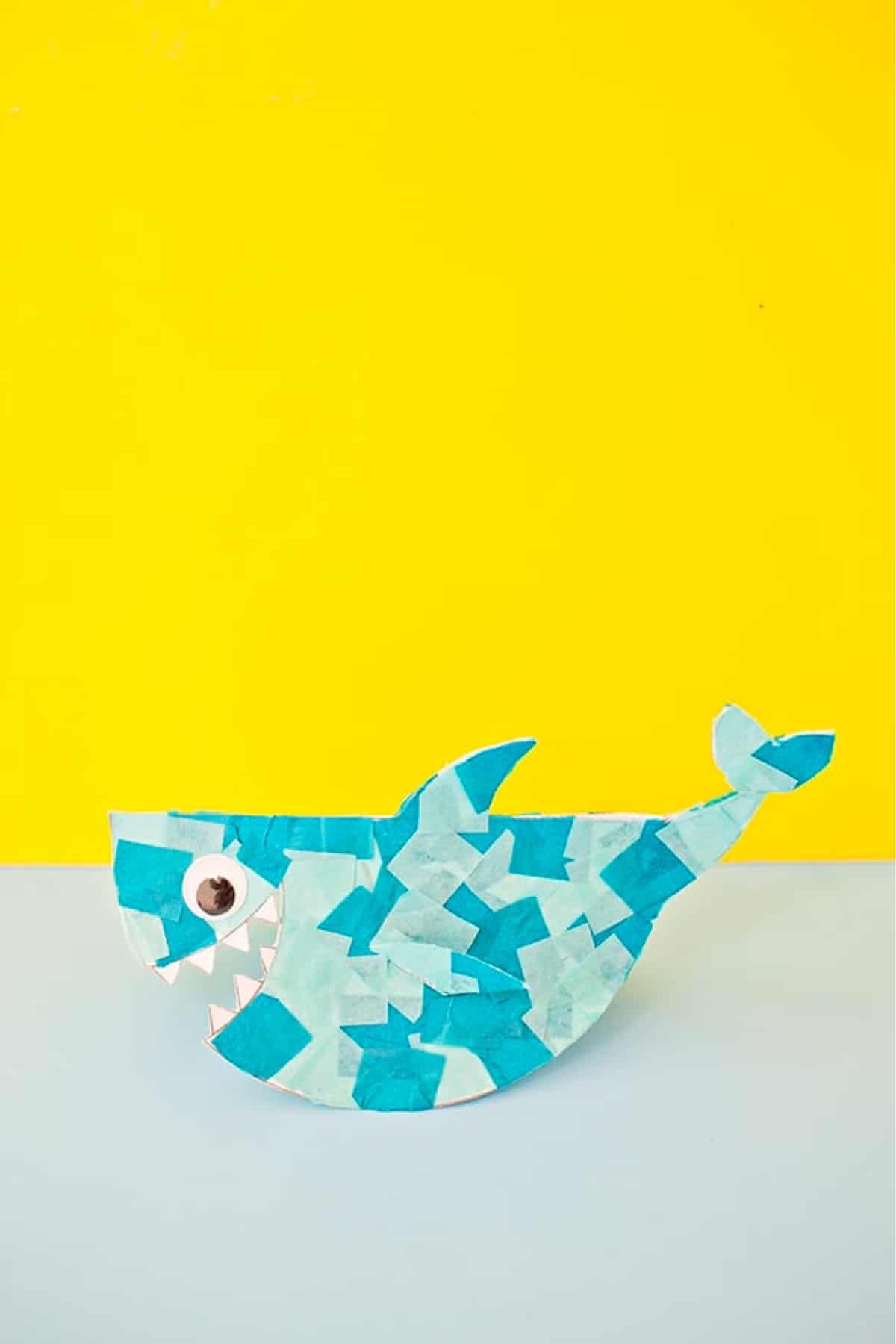 do it yourself shark craft