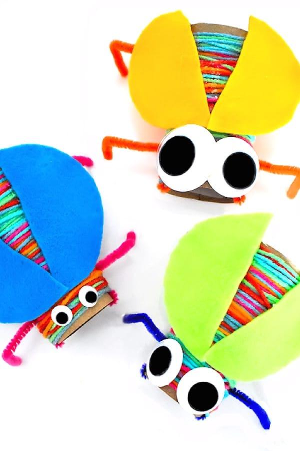 creative bug craft ideas for kids