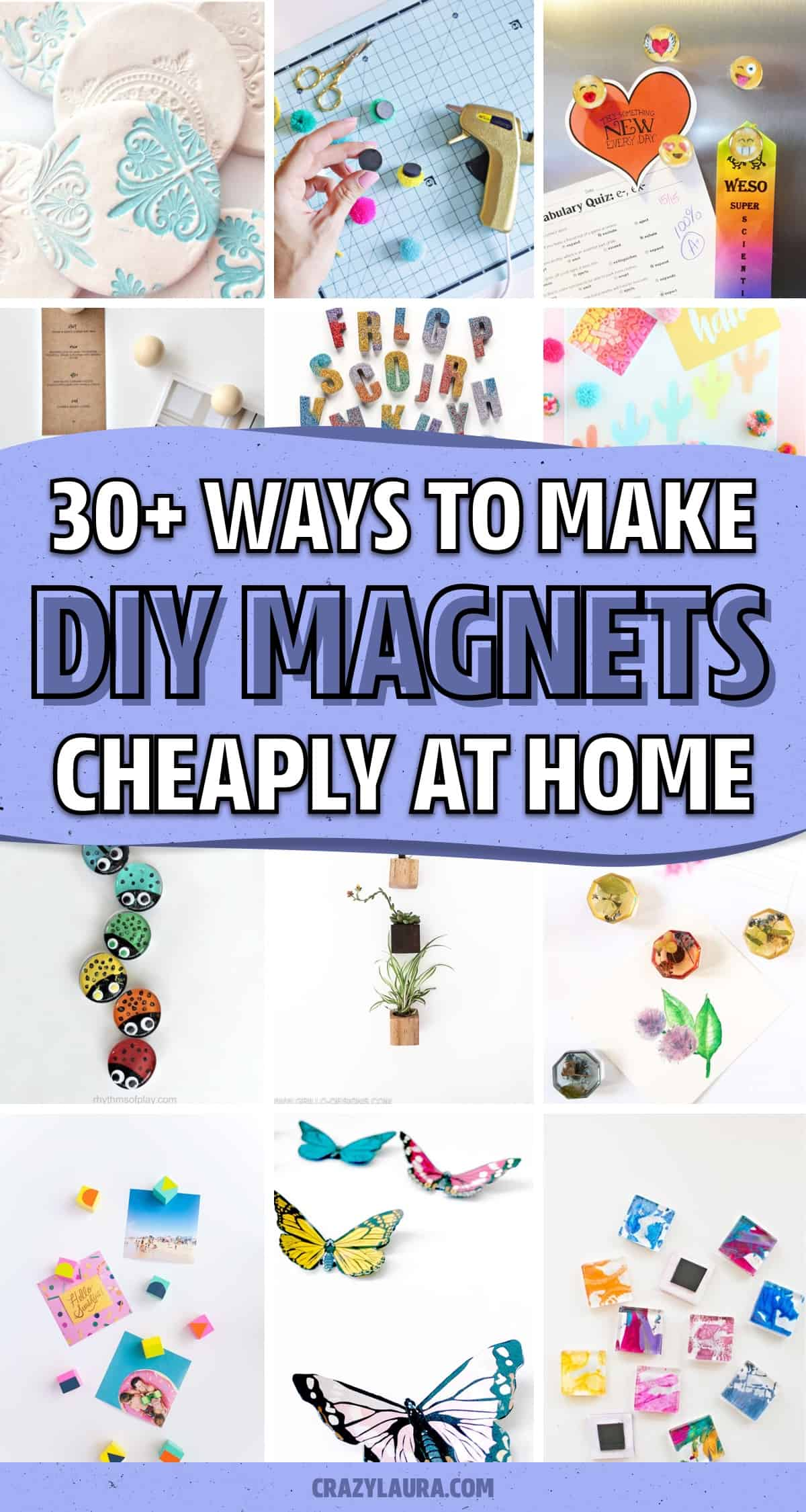 do it yourself magnet ideas