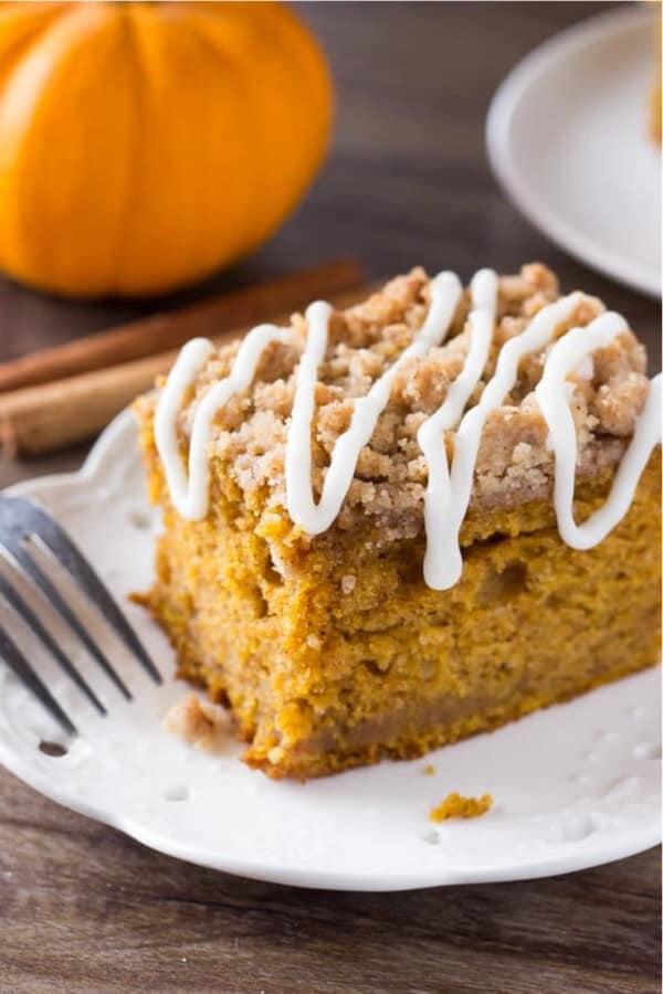 coffee cake recipe for fall