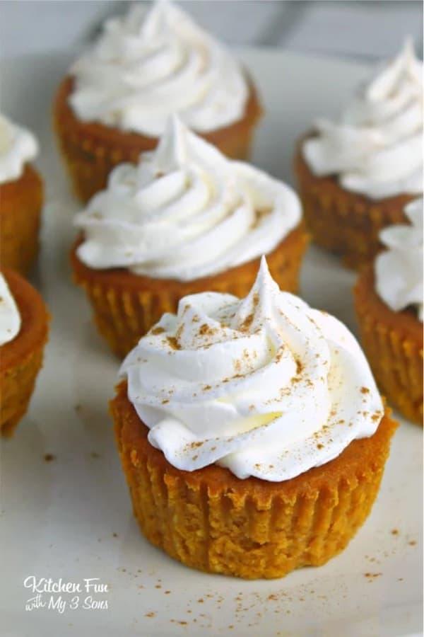 cupcake recipe for autumn
