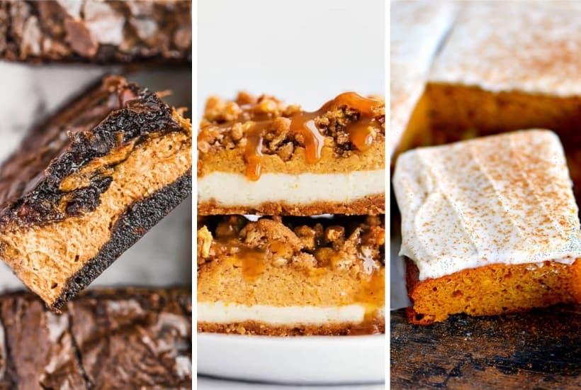 33+ Best Pumpkin Dessert Recipes & Ideas To Try