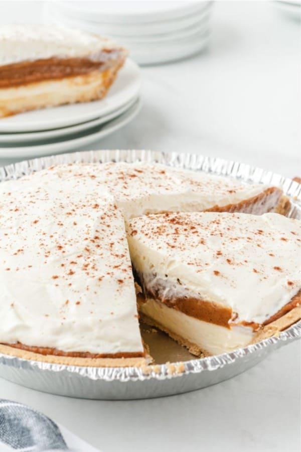 no oven pumpkin dessert recipe tutorial