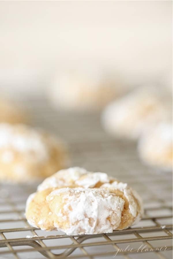 butter cookie dessert recipe