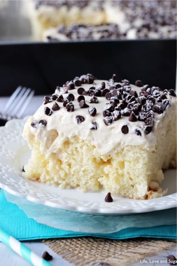 poke filling for sheet cake recipe idea